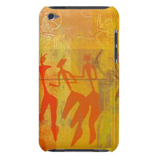 Cave Drawings of Women iPod Touch Case
