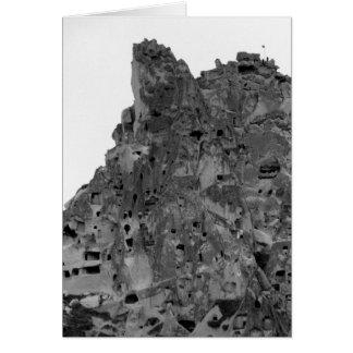 Cave dwelling card