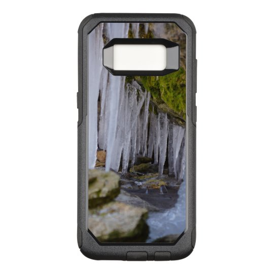 Cave Icicles OtterBox Commuter Samsung Galaxy S8 Case
