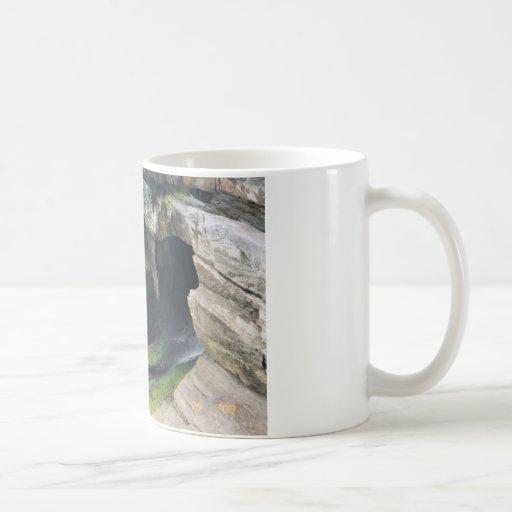 Cave Coffee Mug