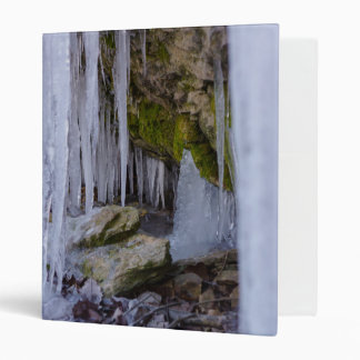 Cave Of Ice 3 Ring Binders