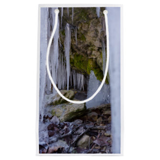 Cave Of Ice Small Gift Bag