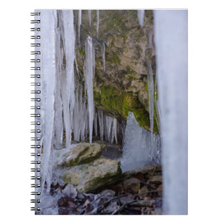 Cave Of Ice Spiral Notebooks