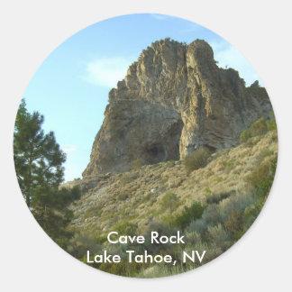 Cave Rock Lake Tahoe, Nevada Stickers