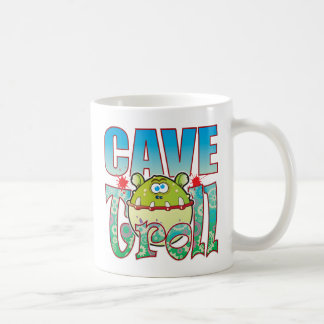 Cave Troll Classic White Coffee Mug
