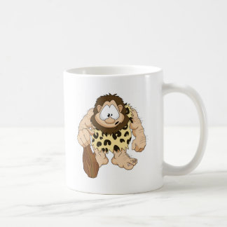 Caveman Coffee Mug