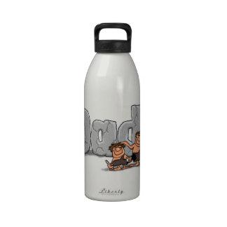 Caveman Dad Drinking Bottles