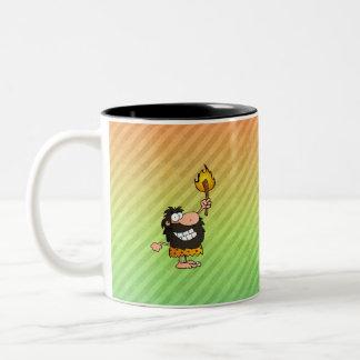 Caveman Design Coffee Mugs