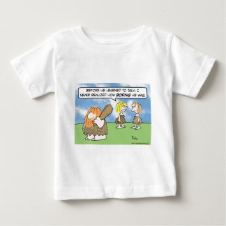 caveman learned talk boring wife woman t shirts