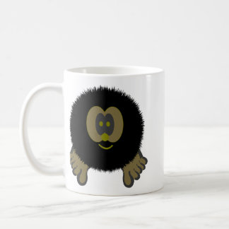 Caveman Pom Pom Pal Basic White Mug