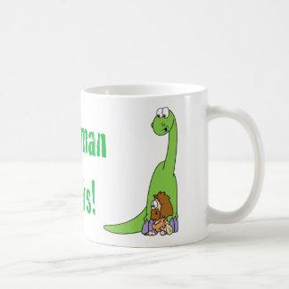 Caveman Rocks! Coffee Mug