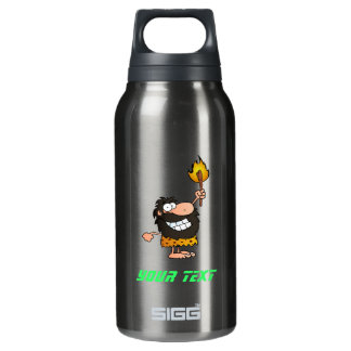 Caveman; Sleek SIGG Thermo 0.3L Insulated Bottle