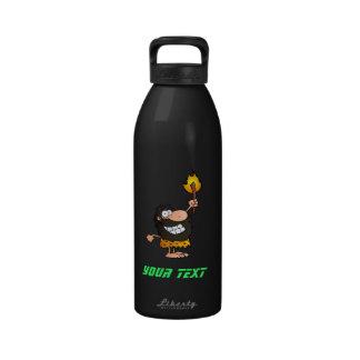 Caveman; Sleek Drinking Bottles