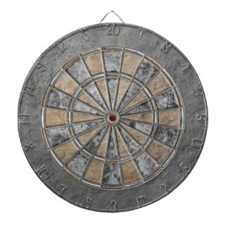 Caveman Stone Dartboard