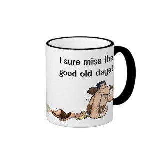 Caveman Style Mug
