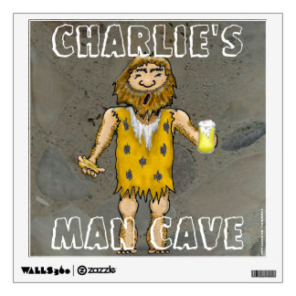 Caveman Wall Decal