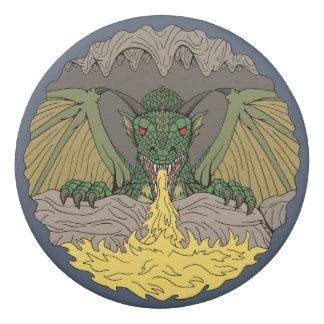 Cavern Dragon 2016 Eraser