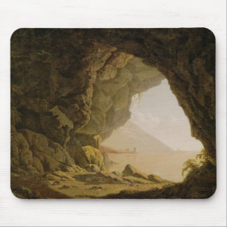 Cavern, Near Naples, 1774 (oil on canvas) Mouse Pad