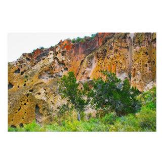 caves photo print