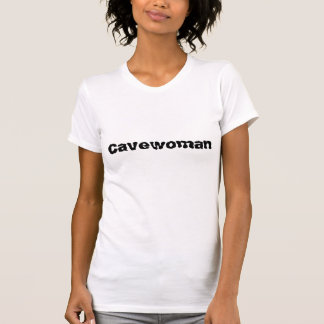 Cavewoman Tee Shirt