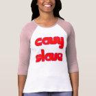 cavyslave womans shirt