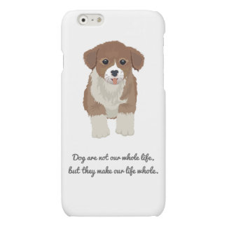 Cawaii Cartoon Dog Barely There iPhone 6/6s case