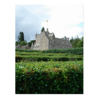 Cawdor Castle from Afar Postcard
