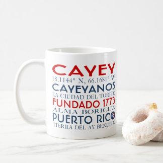 Cayey, Puerto Rico Coffee Mug