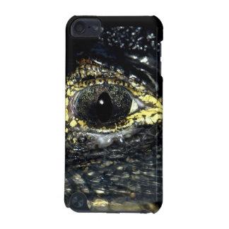 Cayman Eyes Alligator Wildlife iPod Touch Case
