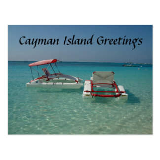 Cayman Island Greetings Postcard