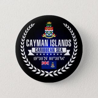 Cayman Islands 2 Inch Round Button