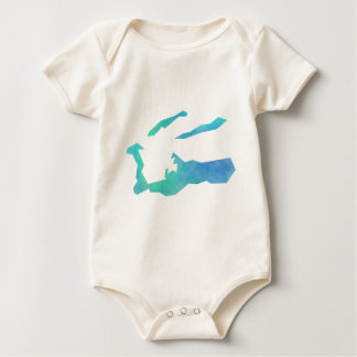 Cayman Islands Baby Bodysuit