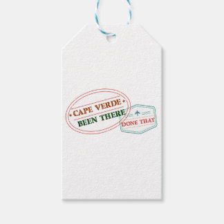 Cayman Islands Been There Done That Gift Tags