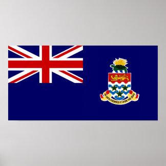 Cayman Islands – Caymanian Flag Poster