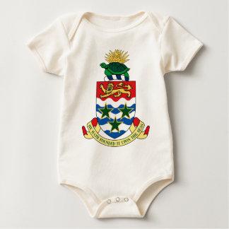 Cayman Islands Coat Of Arms Baby Bodysuit
