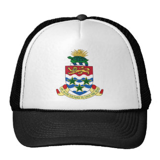 Cayman Islands Coat of Arms Hat