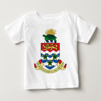 cayman islands emblem baby T-Shirt