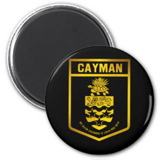 Cayman Islands Emblem Magnet