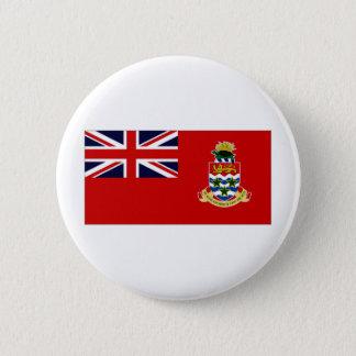 Cayman Islands Flag 2 Inch Round Button