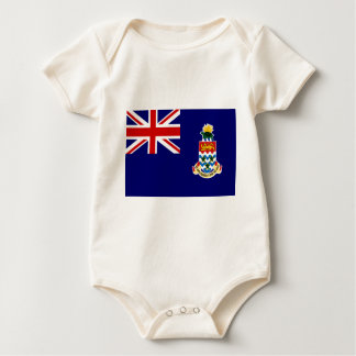 Cayman Islands Flag Baby Bodysuit