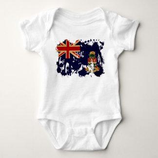 Cayman Islands Flag Baby Bodysuit