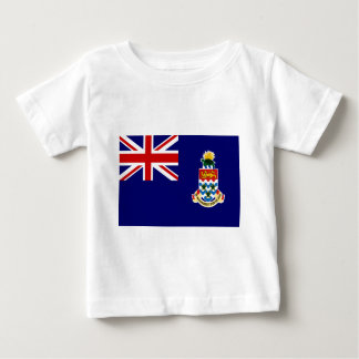 Cayman Islands Flag Baby T-Shirt