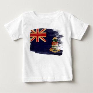Cayman Islands Flag Baby T-Shirt