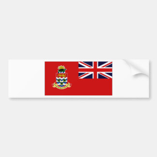 Cayman Islands Flag Bumper Stickers