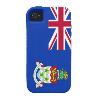 Cayman Islands Flag Case-Mate iPhone 4 Covers