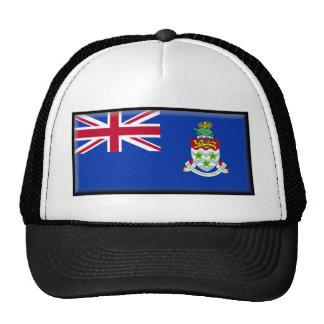 Cayman Islands Flag Mesh Hats