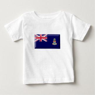 Cayman Islands Flag Jewel Baby T-Shirt