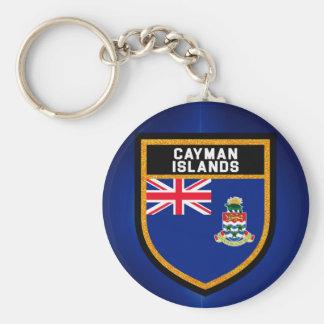 Cayman Islands Flag Keychain