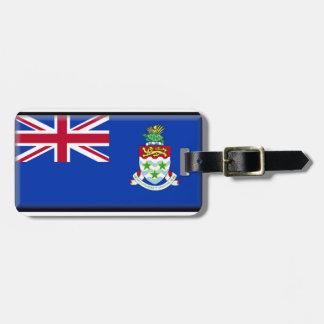 Cayman Islands Flag Luggage Tags