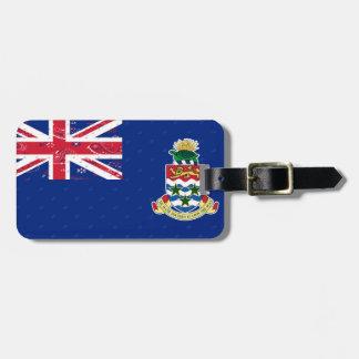 Cayman Islands Flag Luggage Tag